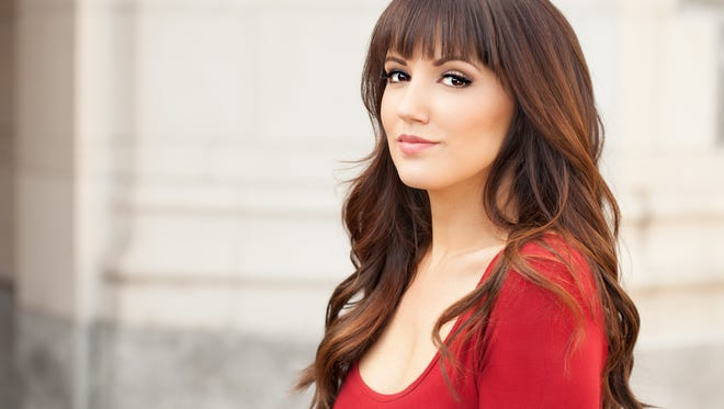 "Rachel Potter, a 2013 finalist on ""The X Factor,"" will join the Battle Creek Symphony Orchestra on stage Saturday."