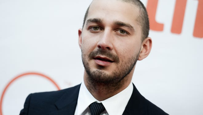 Actor Shia LaBeouf has been posting cryptic tweets with GPS coordinates in Colorado for eight days.