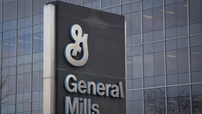 General Mills announced a recall of some flour products this week.