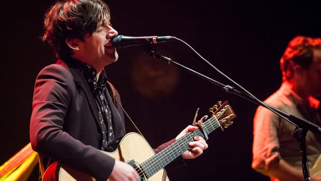 Conor Oberst performs in Milwaukee in June 2014.