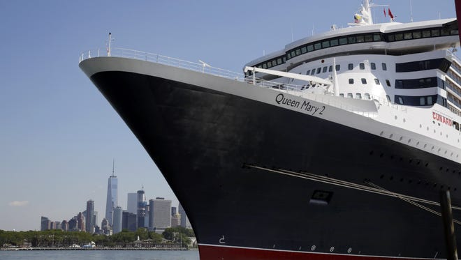 You can sail aboard the Queen Mary 2, port or starboard, but that doesn't make you posh.
