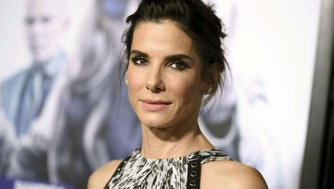 Sandra Bullock had to hide in her closet and call police in 2014, when a man entered her home.