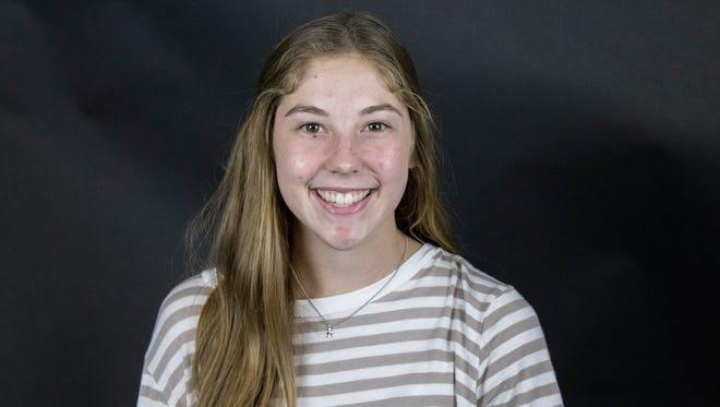 Sydney Quinn, Colorado HS