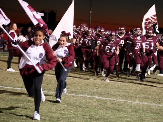 Stuarts Draft, which finished the regular season 10-0, advanced to the Group 2A semifinals.