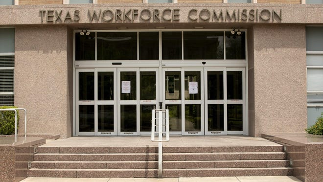 The Texas Workforce Commission has processed a huge number of claims for benefits from people who lost jobs amid the coronavirus pandemic. The agency says it has overpaid a combined $203 million to about 185,000 people.