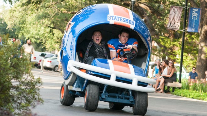 """Jonah Hill (left) and Channing Tatum star in the comedy """"22 Jump Street."""""""