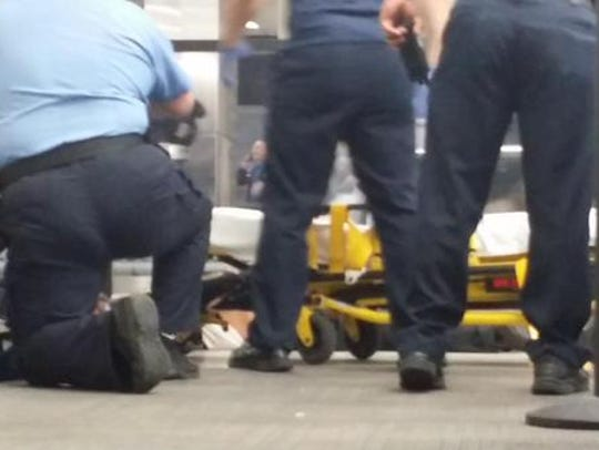 Shooting at New Orleans airport