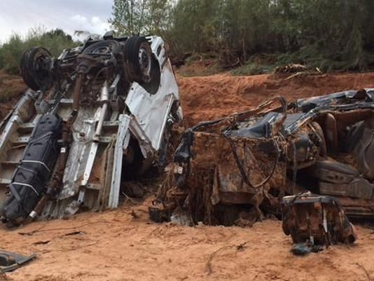 Hildale flash floods