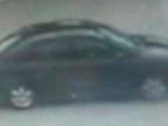 York Area Regional Police believe this vehicle may have been involved in the incident.