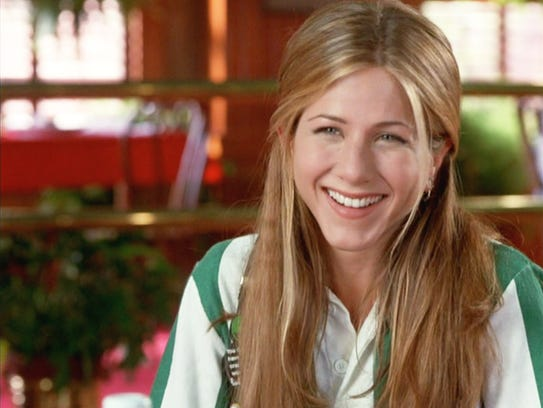 5 essential films jennifer aniston - Office space pieces of flair ...
