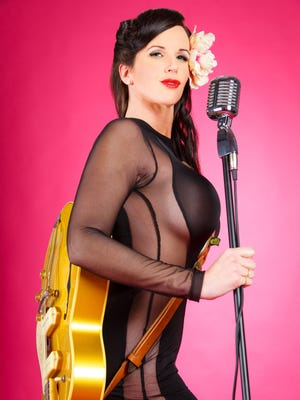 Australian blueswoman Anni Piper