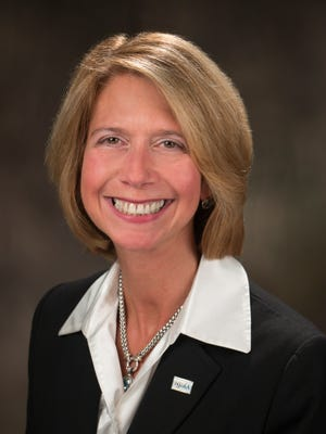 """New Jersey's economy is strong,"" NJBIA President-CEO Michele Siekerka, pictured. ""Businesses overall are continuing to see steady economic growth. We are seeing guarded optimism as to whether these trends will continue in 2018. That sense of caution is resulting from the uncertainty about policy changes that a new governor and administration generally tends to bring. Of continued concern this year is the more familiar challenge of the overall high cost of doing business in New Jersey versus other states."""