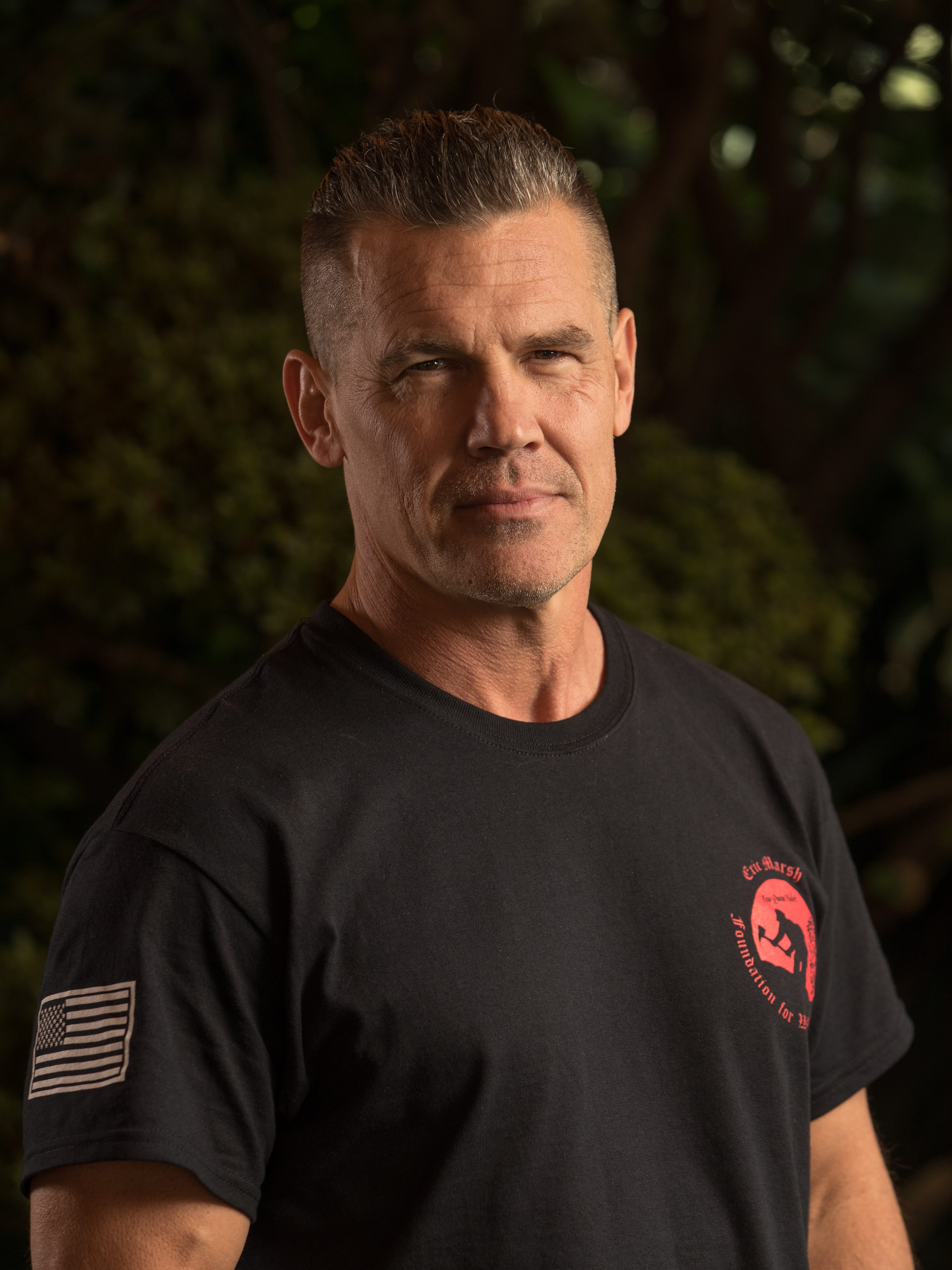 Josh Brolin Brings Heat As A Heroic Firefighter In Only The Brave