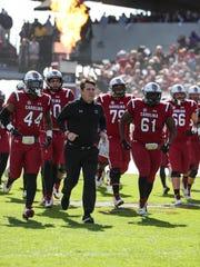 South Carolina coach Will Muschamp and the Gamecocks.