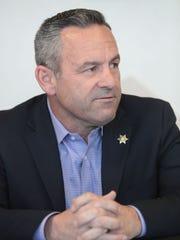 Riverside County Sheriff-Coroner candidate Chad Bianco