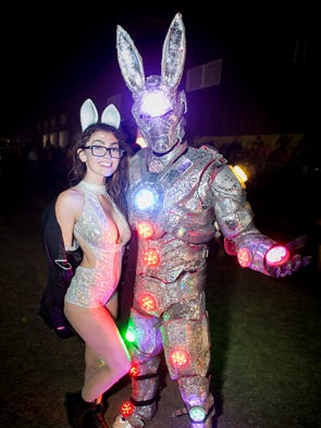 Daft Punk and Donnie Darko came together at Phoenix