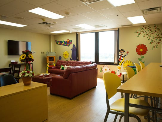 Ronald mcdonald family room opens at mmc for Ronald mcdonald family room