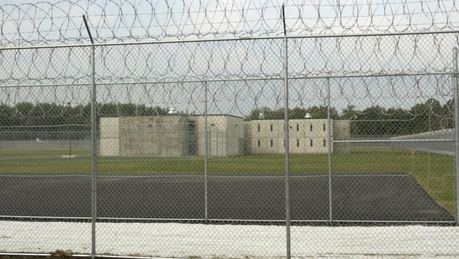 A 2003 photo of the Southern State Correctional Facility in Springfield.