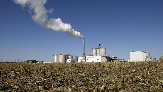 Mid-Missouri Energy ethanol plant in Malta Bend.