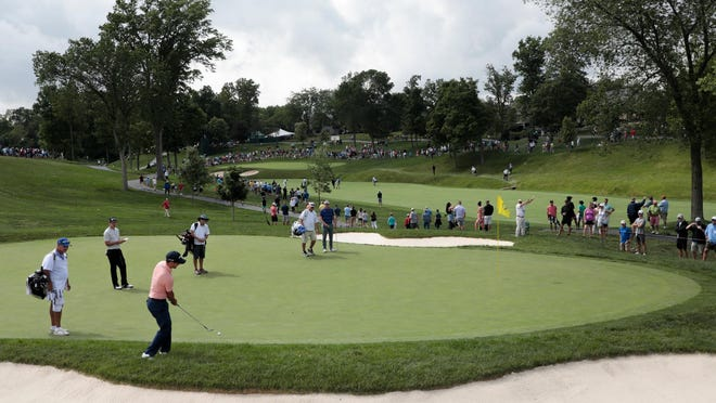 Muirfield Village Golf Club was approved for up a federal loan between $1 million and $2 million.