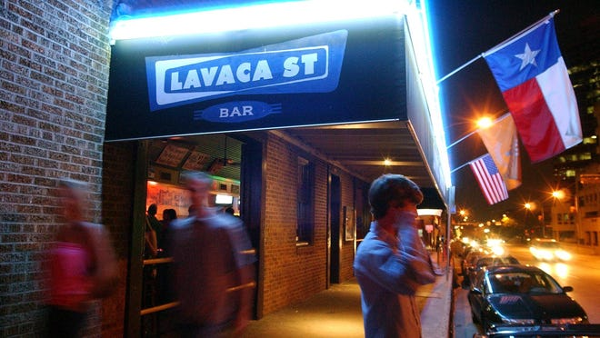 Two locations of Lavaca Street Bar have reopened following rezoning as restaurants.