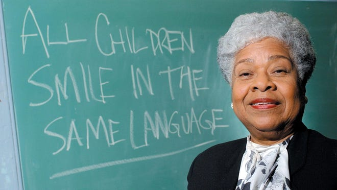 Bertha Todd's journey as a civil-rights advocate has always been closely linked with her career as an educator.