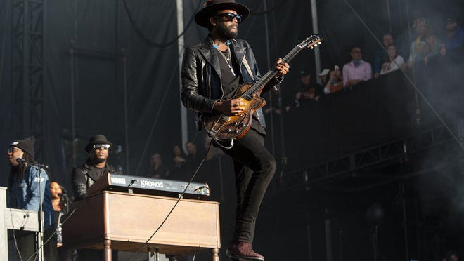 Gary Clark Jr.'s 2019 ACL Fest performance was a triumphant moment, not just for the homegrown guitar hero, but for fellow Austin artists he featured in his set. [ANA RAMIREZ/AMERICAN-STATESMAN