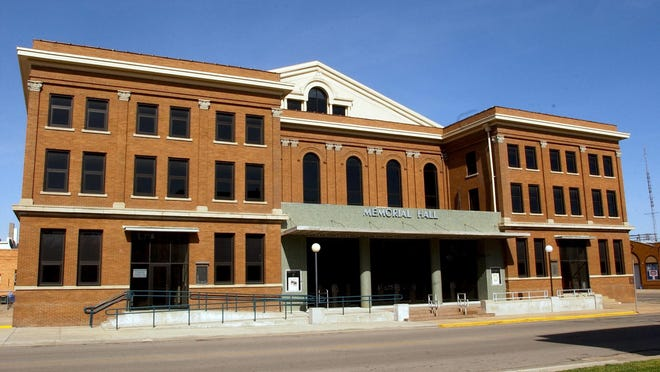 A comprehensive study on how to upgrade and market Memorial Hall is in the city's 2023 Capital Improvement Projects budget, but officials hope to receive a state grant that would allow moving the study up to next year. The building, constructed in 1911 as Convention Hall, is a historic landmark, but it gets little use during the year.