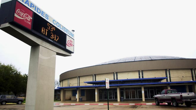The Rapides Parish Coliseum is scheduled to undergo a $23 million renovation that was approved by voters in November 2012, but the project has been delayed in part by a dispute between the Police Jury and city of Alexandria over the jointly owned parking lot. The Police Jury will discuss possible resolution of the dispute today.