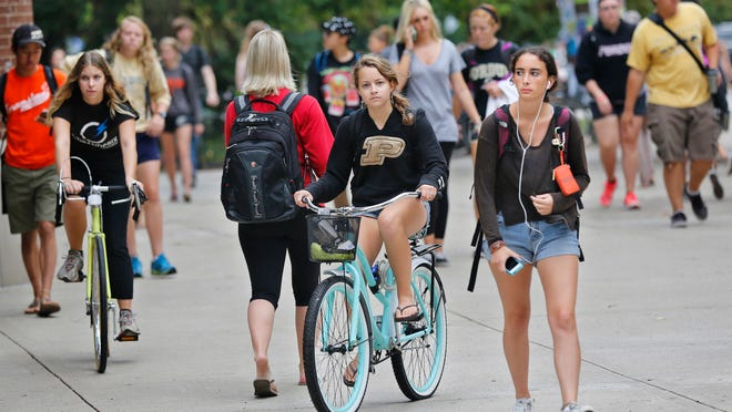 Purdue University will join a group of other universities to ensure that low-income and first-generation students can earn a college degree.