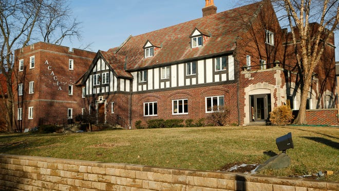 An unregistered event is alleged to have taken place at the Acacia fraternity house on Jan. 18, when a young woman visiting from another college was allegedly raped by a fraternity member.