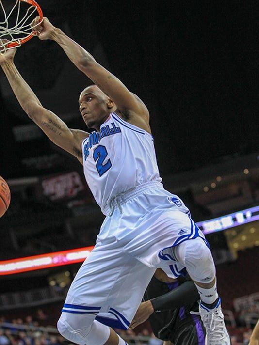 NCAA Basketball 2013 - Niagara vs Seton Hall
