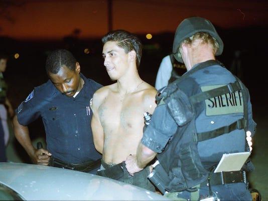 Ernesto Martinez arrest