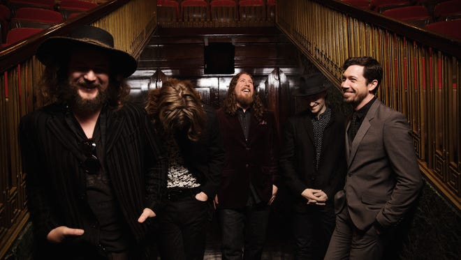 My Morning Jacket swept the three major categories at the 2015 Louisville Music Awards.