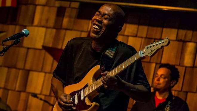Gary Brown of Bushmaster Blues will perform a double-header at Hammerheads Dockside in Rehoboth and Hammerheads in Dewey Beach on Sept. 16.