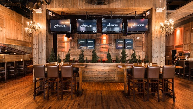 """The Ainsworth's flagship location is in New York. The """"sophisticated sports bar"""" has three other locations in New York, two in New Jersey and one in Kansas."""
