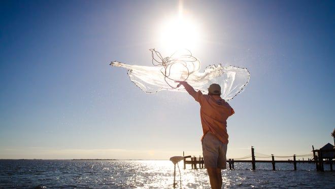 Enjoy fishing and tarpon season along the Southwest Florida coast.