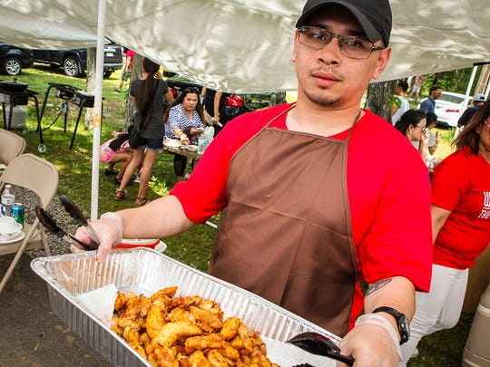 The 2017 Thai-Lao Food Fair was held that April at Wat Amphawan of America Buddhist Temple in Murfreesboro.