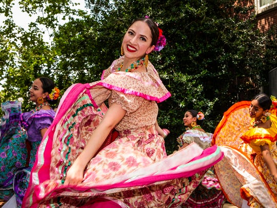 International Folkfest 2017 welcomed dancers from Canada, Mexico and Lithuania to Rutherford County. Dancers performed Saturday, June 17 at the Rutherford County Courthouse. The program is organized by the  International Folkloric Society Planning Council, Inc.
