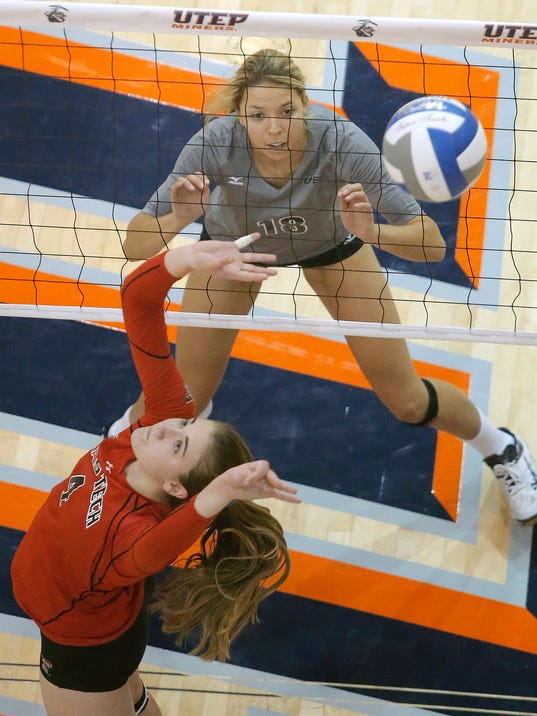 UTEP Volleyball 3