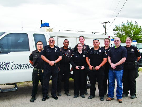 Las Cruces has nine animal control officers who answer