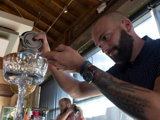 The Devour Bartending Competition will be part of Devour Week events in 2019.