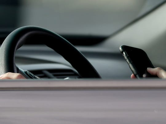 New distracted driving laws go into effect Oct. 1 in