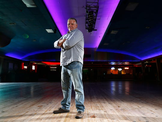 Iowa concert promoter Chris Cardani has taken over