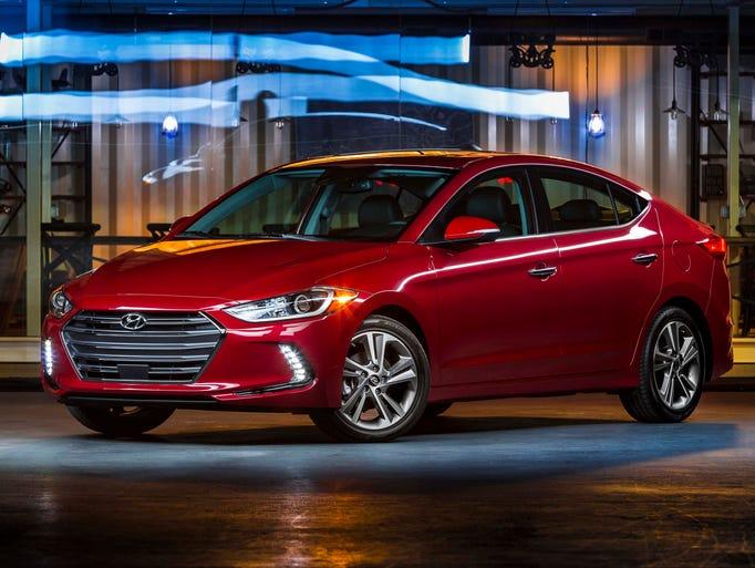 The 2017 Hyundai Elantra is still available at Kmart