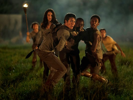 Film Review The Maze Runner