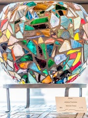 The stained glass artwork of Jessica Fishella, the