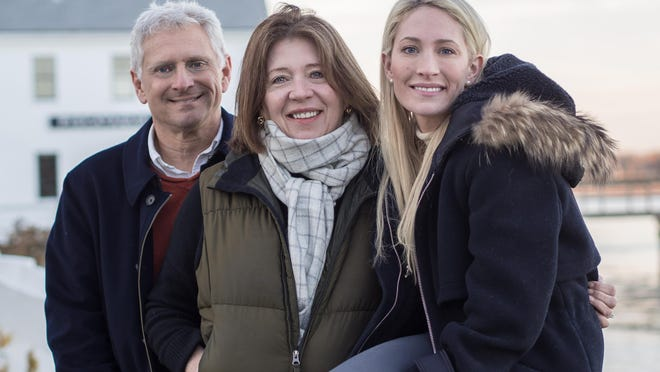 Bill and Susan Manfull with their daughter, Alex, who died at age 26 in 2018 from PANDAS (pediatric acute onset neuropsychiatric syndrome).
