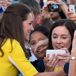 Photos: William and Kate's overseas adventures