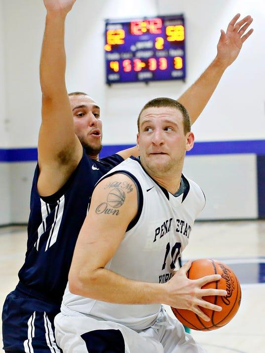 Penn State York vs Penn State Worthington Scranton basketball